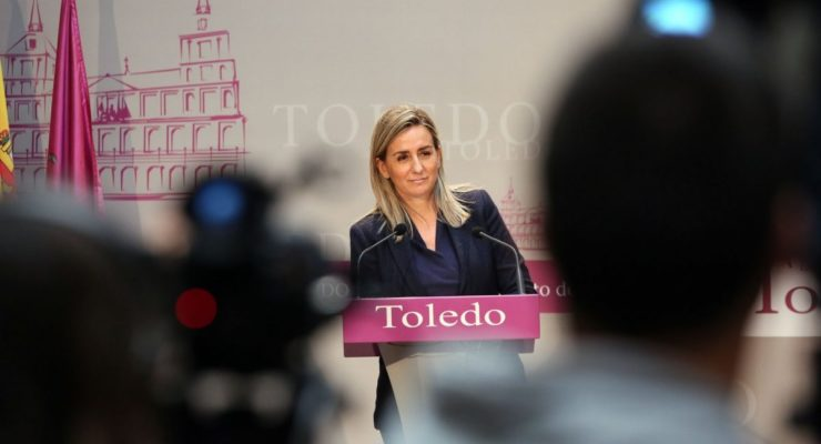 """Tolón asevera que el nuevo trasvase supone otro """"atentado medioambiental para el río Tajo y para Toledo"""""""