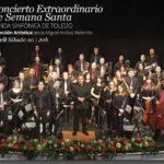 La Banda Sinfónica de Toledo pondrá la nota musical a la Semana Santa en el Teatro de Rojas