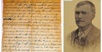 El tabú de la represión franquista y la carta que Florencio escondió en su ropa antes de ser fusilado en Toledo