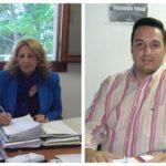 Rosa Laray y Carlos Muñoz, los concejales que dimitieron en el Gobierno del PP en Seseña, lideran la lista de UCIN