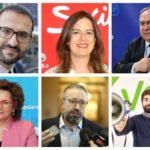 Toledo reparte dos escaños a PSOE, otros dos a PP y da entrada en el Congreso a Girauta (Cs) y Mariscal (Vox)