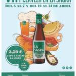 La comarca de La Sagra celebra su VII edición de la Jornada de la Tapa y la Cerveza