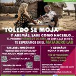 'Toledo se moja': Oxfam y Matadero Lab se unen para juntar fondos para la lucha por el agua limpia en el mundo