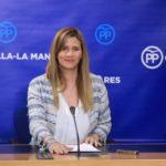 """La número 2 sobre el desplome del PP: """"Los castellano-manchegos no quieren cuatro años más de Page"""""""