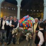 Las Mondas, una tradición romana hecha fiesta popular que reúne a toda una comarca