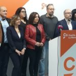 Girauta presenta su candidatura sin posicionarse sobre el cierre del trasvase Tajo-Segura