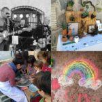Las familias de Toledo y del Casco Histórico se implican con Oxfam Intermon y su reto del agua