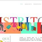 Distrito 1 lanza su página web como guía comercial para toledanos y visitantes del Casco Histórico