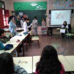 Los colegios San Lucas y María y Jaime de Foxá se implican con el Día Mundial de la Salud para exigir una cobertura universal