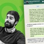 El candidato de Vox al Congreso por Toledo insulta y veta a periodistas de eldiario.es