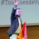 Vox presenta a la Alcaldía de Toledo al político que mostró su rechazo al trasvase y que fue desautorizado