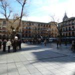 Los autobuses urbanos de Toledo recuperan este jueves su cabecera habitual en Zocodover