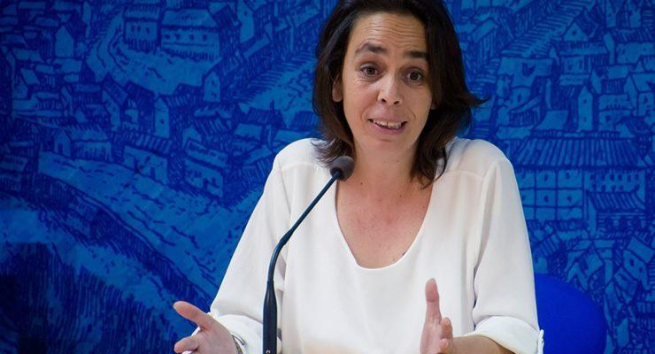 Helena Galán secunda a Javi Mateo y renuncia a ser la número cuatro en la lista de Unidas Podemos en Toledo