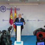 El PP duda de que Girauta (Cs) logre su escaño en el Congreso por Toledo