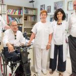 La Unidad de Sexualidad y Reproducción Asistida de Parapléjicos, Premio Reina Letizia 2018 de Rehabilitación