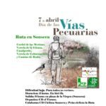 Marcha en Sonseca para celebrar el Día de las Vías Pecuarias