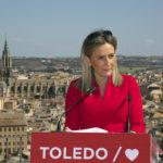 """Tolón presenta la candidatura que """"más se parece a Toledo"""" y que """"garantiza que la ciudad siga avanzando"""""""