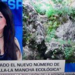 """La """"pedagogía ambiental"""" de la revista 'Castilla-La Mancha Ecológica', protagonista en la televisión pública"""