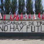 Los empleados de ICSA en Toledo comienzan cuatro jornadas de paros para exigir a Aernnova cargas de trabajo