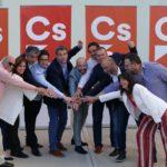 Ciudadanos presenta a los candidatos a las alcaldías en Montes de  Toledo