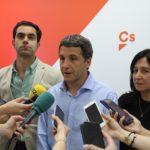 """Ciudadanos Toledo, """"muy satisfecho"""" con los mil votos más que le dejan con los mismos concejales"""