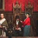 """'Cenas Teatralizadas', el arte de comer en la historia a través de """"una experiencia única"""" en Los Lavaderos de Rojas"""