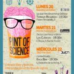 Alimentos del futuro, 'cuernos', Mussolini o Heidi, protagonistas de un nuevo 'Pint of Science' en Toledo