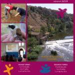 Nueva edición del campamento de verano 'Mirando al Tajo'