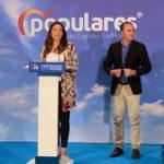 """Claudia Alonso, candidata del PP a la Alcaldía de Toledo: """"No son los resultados que esperábamos"""""""