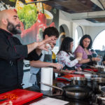 'Cocinero en Casa', así apuesta Toledo por la cocina saludable