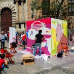 Impulso a la cultura con nuevas ediciones de 'Cohete Toledo', el Festival de Teatro Universitario y la magia de 'Toledo ilusión'