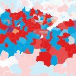 El diluido 'feudo' de Vox en la provincia: no gobernará en ningún municipio y se queda sin representación regional