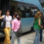 Caravana de mujeres en Carranque: resquebrajando el fino andamiaje de la igualdad