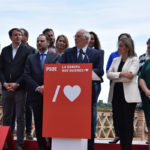 La ciudad de Toledo, elegida por el PSOE para presentar su candidatura a las europeas