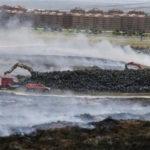 Castilla-La Mancha, territorio libre de vertederos ilegales de neumáticos tres años después del incendio de Seseña