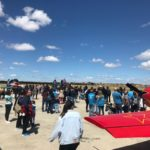 La ONG 'Aviación Sin Fronteras' celebra su XX aniversario acercando la aviación a colectivos con capacidades diferentes