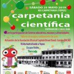 Una decena de centros educativos participan en la primera edición de la feria 'Carpetania Científica'