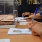 La participación en Toledo a las 18.00 horas cae casi dos puntosrespecto a 2015