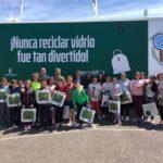 Arranca el 'Escape Room del Reciclaje', una iniciativa para concienciar sobre la reutilización de envases de vidrio