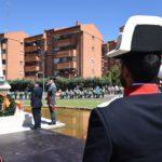 """La Guardia Civil cuenta con una nueva plaza en Toledo en la que """"sacar a la calle"""" sus celebraciones"""