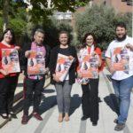 El barrio de Santa Bárbara celebra la Fiesta de la Primavera para potenciar el pequeño comercio