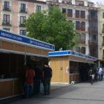 Los comercios de Distrito 1 de Toledo ofrecen descuentos del 5% a quienes compren en la Feria del Libro