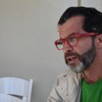 """Alberto Romero (Vox): """"Estoy a favor del trasvase, ¿cómo no?, siempre que se respete el plan hidrológico"""""""
