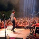 Miles de personas se congregaron en los conciertos de Manolo García, Cepeda y el Festival de Flamenco