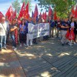 Sindicatos y Avalto exigen más seguridad laboral a los empresarios tras las dos últimas muertes laborales en Toledo