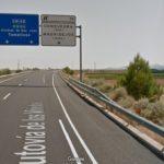 Muere una mujer y un hombre resulta herido tras la salida de vía de un vehículo en Madridejos