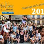Voix Vives estrena su primer encuentro de poetas y voluntarios jóvenes