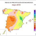 Toledo y el oeste de la región, zonas especialmente afectadas por la sequía meteorológica que sufre el país