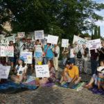 """Exigen un """"caudal ambiental"""" en el Tajo cuando se cumplen 47 años de la prohibición de baño en el río"""