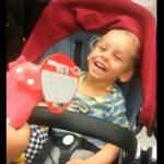 La gimnasia rítmica recaudará fondos para Adrián, un niño de Polán aquejado de una enfermedad rara